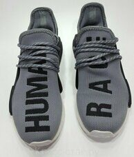 Adidas PW Human Race NMD серые