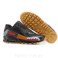 Кроссовки Nike Air Max  90 Atmos Safari  Black
