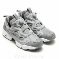 Кроссовки Reebok insta Pump gray